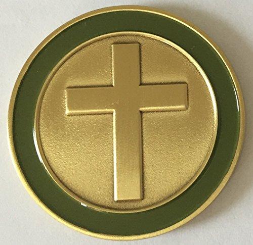 Soldier's Prayer Challenge Coin ()