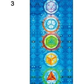Amazon.com: dds5391 Rainbow 7 Chakra Mandala Bohemia manta ...