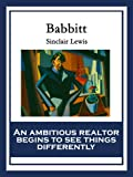 Front cover for the book Babbitt by Sinclair Lewis