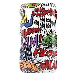 Carcasa Dura Estilo Comics para el iPhone 5