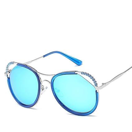 BiuTeFang Gafas de Sol Mujer Hombre Polarizadas Europa y lo ...