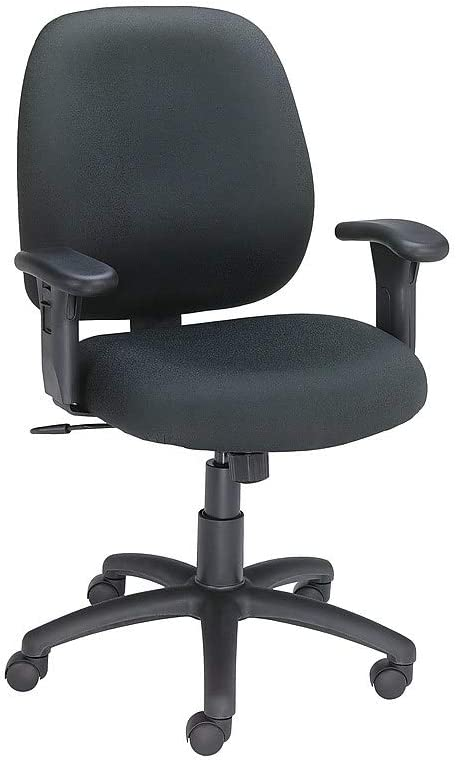 Staples Haydn Fabric Task Chair Black Amazon Co Uk Office Products