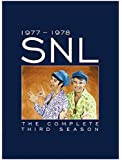 Saturday Night Live: Season 3, 1977-1978