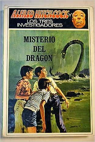 Misterio del dragon ALFRED HITCHCOCK Y LOS TRES INVESTIGADORES/THE MYSTERY  OF THE COUGHING DRAGON: Amazon.es: Arthur, Robert: Libros en idiomas  extranjeros