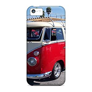 Perfect Vw Bus Pickup Case Cover Skin For Iphone 5c Phone Case