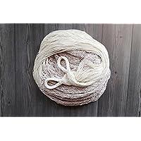 Hamaca Maya de algodón crudo
