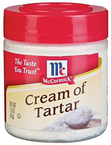 McCormick Cream Of Tartar 1.5OZ (Pack of 18) by McCormick