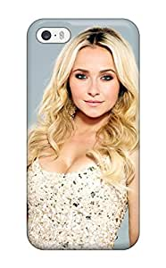 Best 3832362K36128645 Premium ipod touch5 Case - Protective Skin - High Quality For Hayden Panettiere 2013