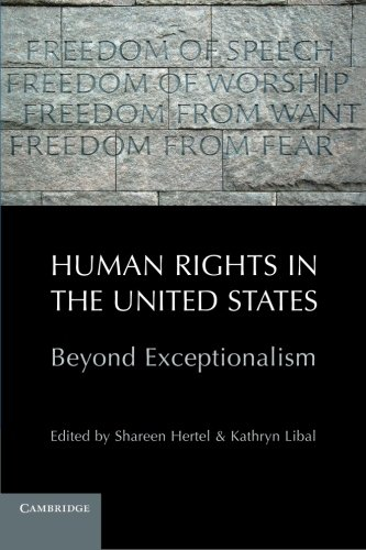 Human Rights in the United States: Beyond Exceptionalism