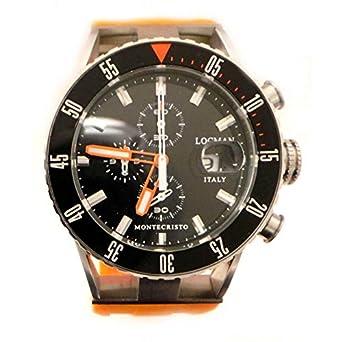 Locman P Uhren 051200kobknksio Herrenchronograph Montechristo m8vNn0w