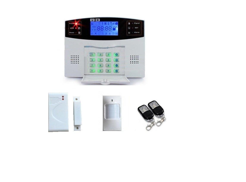 Alarma para el hogar, GSM