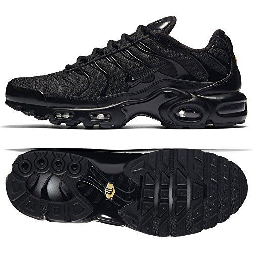 Nike Men's Air Max Plus Mesh Cross-Trainers Shoes