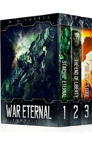 War Eternal, Books 1-3 by [Forbes, M.R.]
