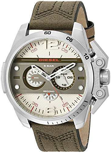 diesel-mens-dz4389-ironside-stainless-steel-green-canvas-watch