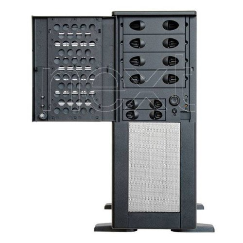 Listan & Co LCX-01B-SL-U3-OP Midi Tower ATX PC-Gehäuse