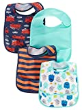Simple Joys by Carter's Baby Boys' 4-Pack Feeder