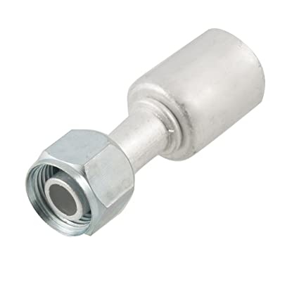 Auto Air Conditioner Aluminum Pipe Straight Joint Fittings 0 8