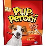 Pup-Peroni Original Bacon Flavor Dog Snacks, 38-Ounce