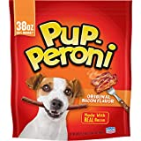 Cheap Pup-Peroni Original Bacon Flavor Dog Snacks, 38-Ounce