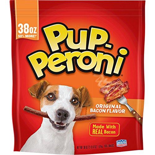Pup-Peroni Original Bacon Flavor Dog Snacks, 38-Ounce - Bacon Flavor Dog Snacks