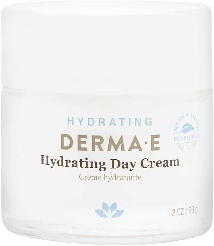 Derma E Hydrating Day Cream With Hyaluronic Acid 56G #De0465