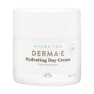 DERMA E Hydrating Day Hyaluronic Acid Cream, 2oz