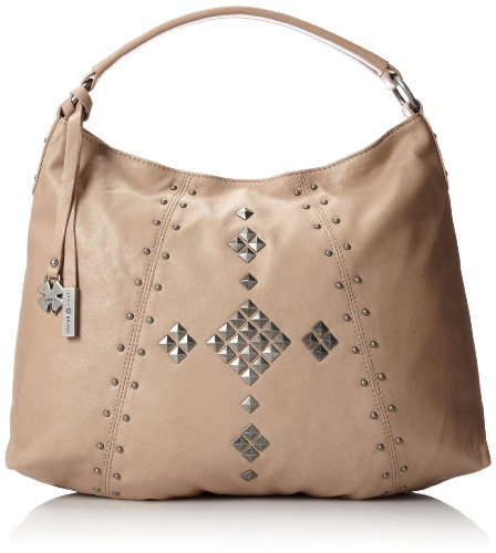 Lucky Brand Dover Hobo Clay One Size