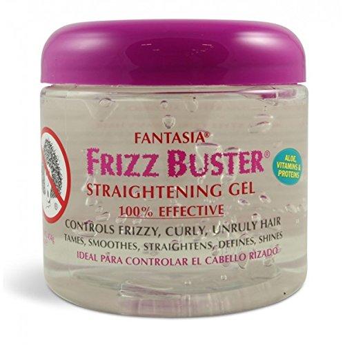 Fantasia Frizz Straightening Gel, 16 Ounce