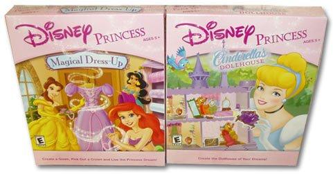 Disney Princess Magical Dress Up and Cinderella's Dollhouse (輸入版) B000VX6ZXC Parent