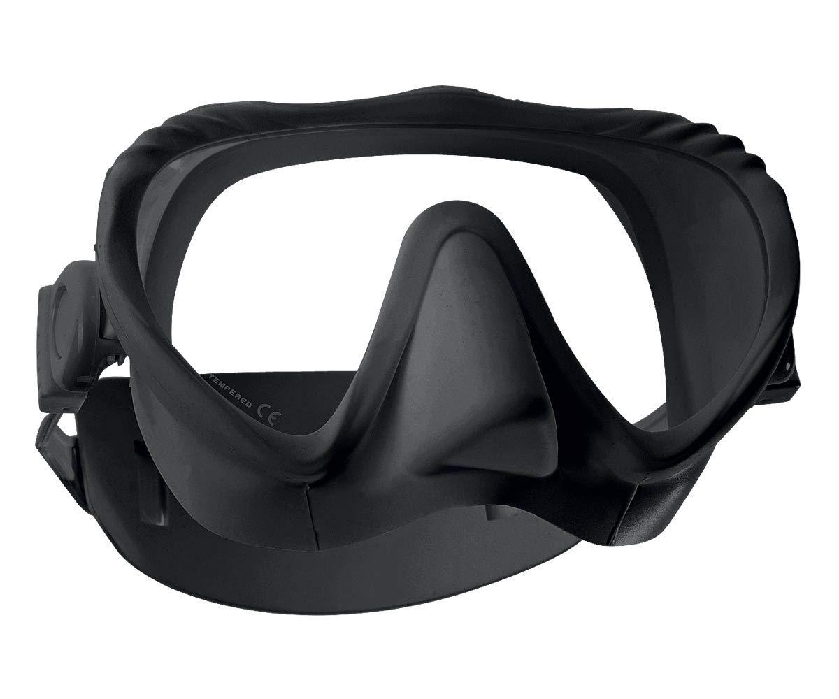 ScubaPro Ghost Dive Mask (Black) by Scubapro