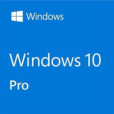 Microsoft Windows 10 Professional 32 Bits y 64 Bits, Producto Claves de licencia, Garantía de activación del 100% [Enviar por correo electrónico y postal]