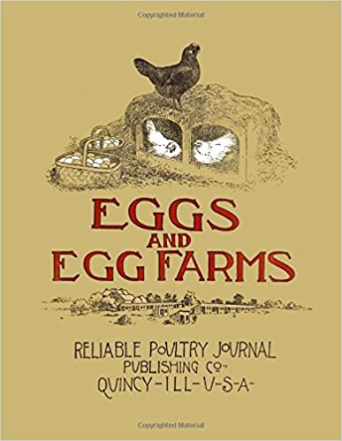 Descargar PDF Eggs And Egg Farms: The Successful Production Of Eggs