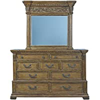 Pulaski Stratton Dresser (Mirror Not Included), 0