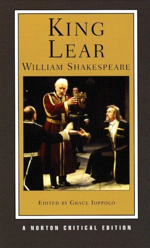King Lear (Norton Critical Editions) 1st (first) Edition by Shakespeare, William (2007)