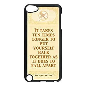 CSKFUthe Case Shop- Customizable The Hunger Games Quotes Hard Plastic Case Cover For iphone 6 4.7 inch Touch , p5xq-483