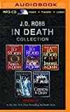 download ebook j. d. robb in death collection books 1-5: naked in death, glory in death, immortal in death, rapture in death, ceremony in death (in death series) pdf epub