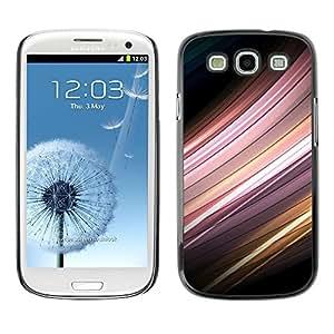 LECELL -- Funda protectora / Cubierta / Piel For Samsung Galaxy S3 I9300 -- Motion sensor --