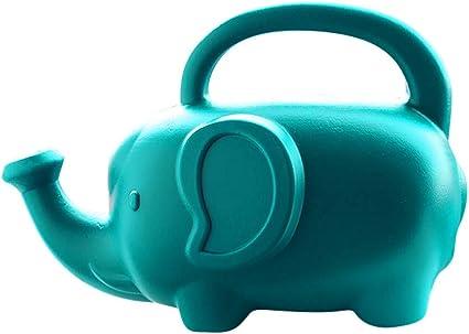 Gardening Supplies Watering Can Plastic Plants Sprinkler Elephant  Shape