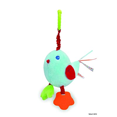 Kaloo Colors Activity Toys My Swinging Bird: Toys & Games