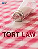 Tort Law, Horsey, Kirsty and Rackley, Erika, 0199661898