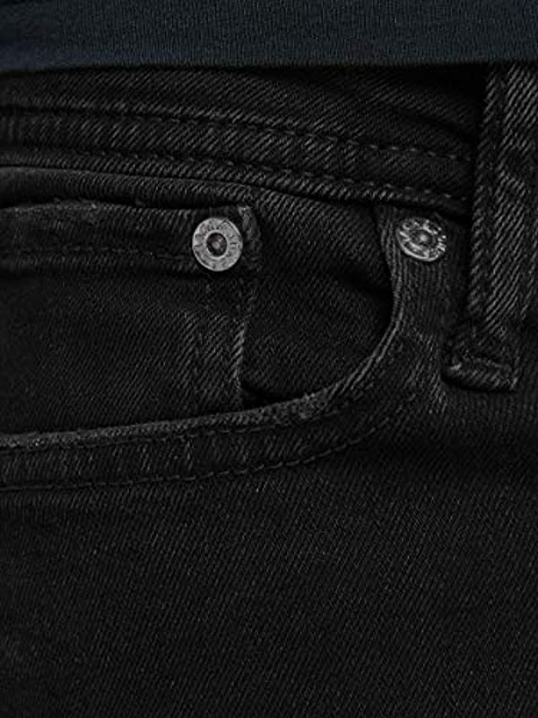 JACK & JONES Męskie dżinsy Skinny Fit Liam ORIGINAL AM 502: Jack & Jones: Odzież