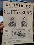 img - for Gettysburg [piano solo] book / textbook / text book