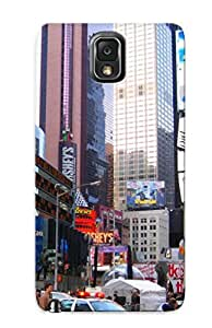 Improviselike Faddish Phone Times Square, New York City Case For Galaxy Note 3 / Perfect Case Cover
