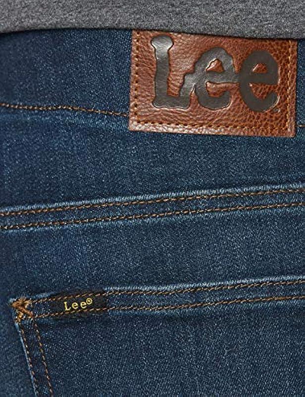 Lee Extreme Motion Slim dżinsy męskie: Odzież