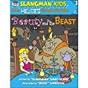 Slangman's Fairy Tales: English to Hebrew, Level 3 - Beauty and the Beast Audiobook by David Burke Narrated by David Burke