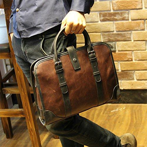 Fashion Men's Bag Tidog Men Briefcase Business New Handbag BUEaqgw