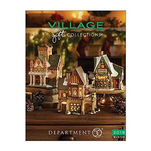 2018 Department 56 Winter Brochure - Village Gift Collections