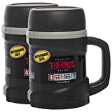 Thermos (2 Pack) 16oz Hot & Cold Vacuum Insulated