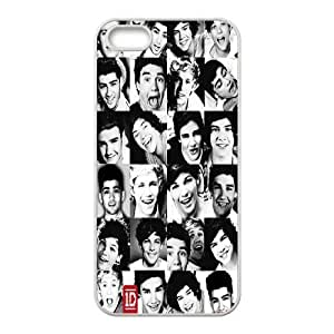 Unique Phone Case Design 10One Direction Hot Design- For Apple Iphone 5 5S Cases