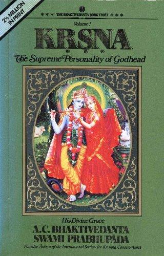 krsna the supreme personality of godhead pdf